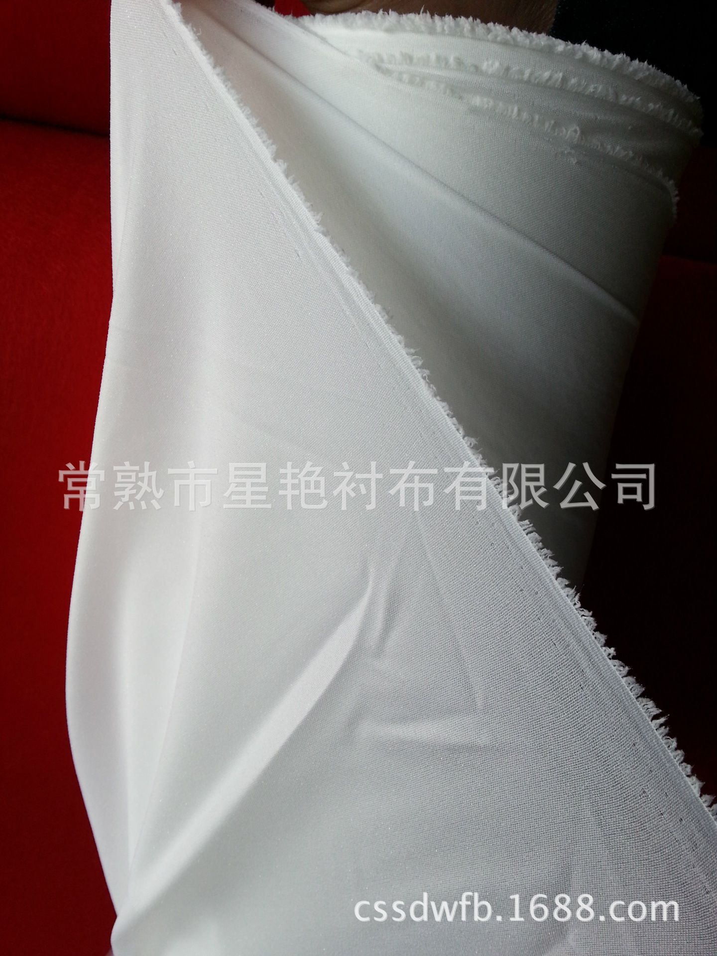 Vải lót   Manufacturers supply wholesale 50D stretch interlining Fusible interlining upscale clothin