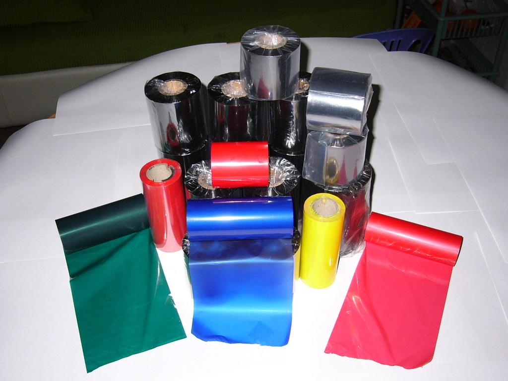 Japan's Ricoh B210a blue, B310A red ribbon mixed base