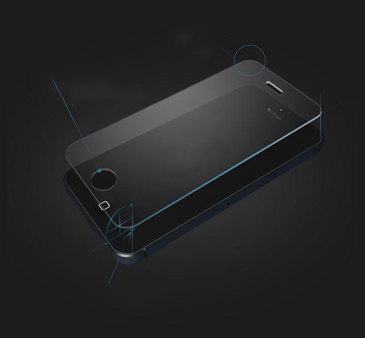 Miếng dán cường lực  HTC M9 M9 glass film protection film foil HTC M9 M9 steel explosion-proof membr