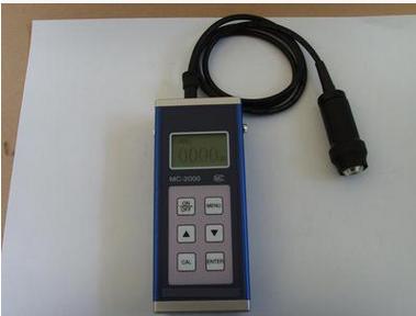 Sắt từ   Máy đo lớp phủ trên bề mặt vật liệu từ tính MC-2000C