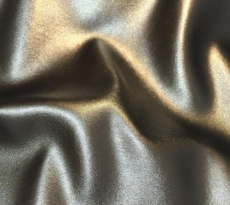da   pu leather fabric 0.7MM soft goat grain leather upholstered sofa fabric wholesale imitation sh