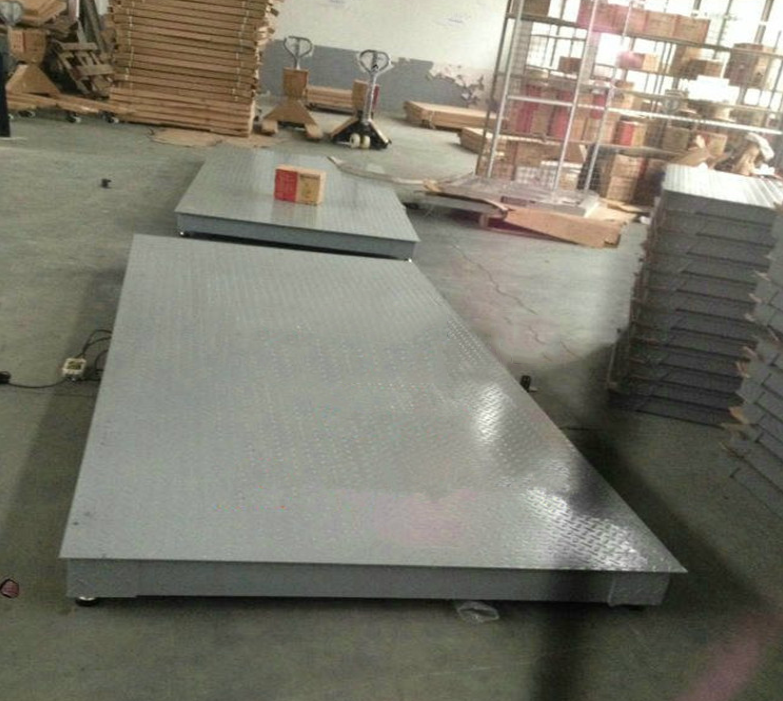 Cân sàn  1.5*2.0m said the tank floor plate thick scale Tianjin production line measurement of elec