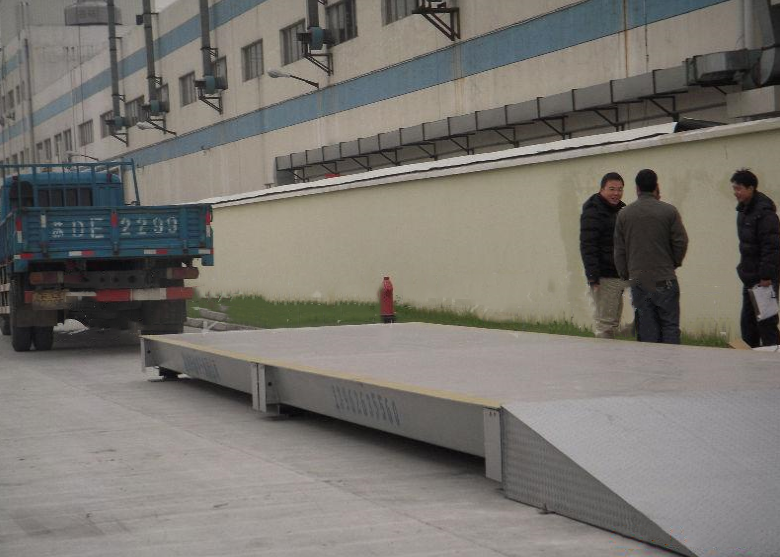 Cân sàn  Mingzuan manufacturer of electronic truck scale automotive weighbridge weighbridge electro
