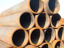 Cán nóng   Aoyama 45 # seamless steel pipe plant supply hot-rolled seamless 45 large diameter seamle
