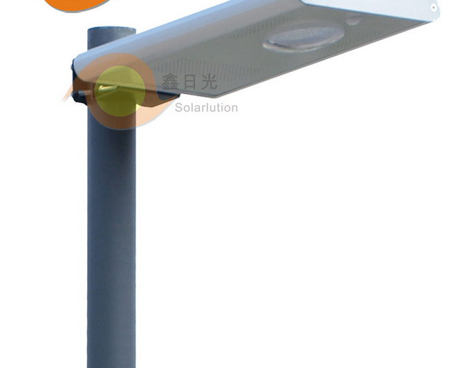 Năng lượng Cheap sales of new rural construction 8W LED lights integrated solar energy street lights