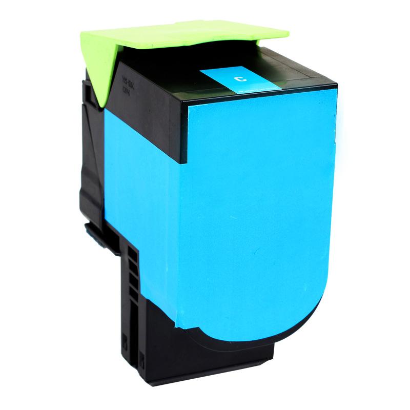 Bột than   Apply to lenovo LT231 CS2310N toner cartridges CS3310DN black blue red yellow color tone