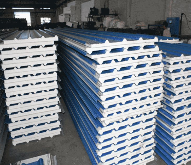 Tile panels foam sandwich 840 single tile color steel sandwich watts sandwich panel factory direct p