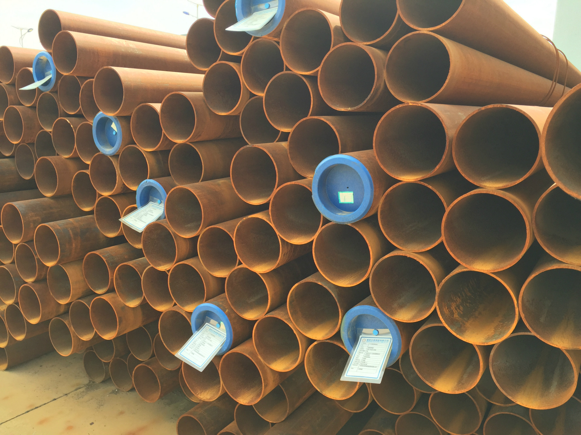 Wuxi Wuxi Little caliber seamless steel hot-rolled seamless pipes 38mmx3.5x6000-9000