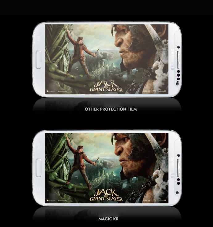 Miếng dán cường lực  Apple iPod nano7 scratch-proof glass membrane nano 8 arc edge definition film