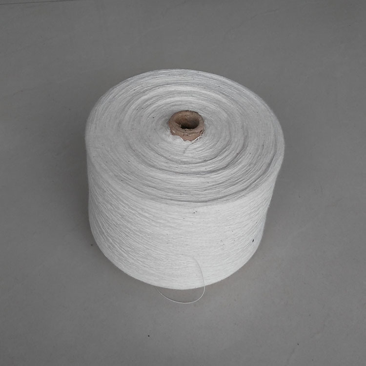 Sợi dệt   Factory direct cotton yarn nitrile solid blank cotton yarn 60 40 55 cotton nitrile nitrile