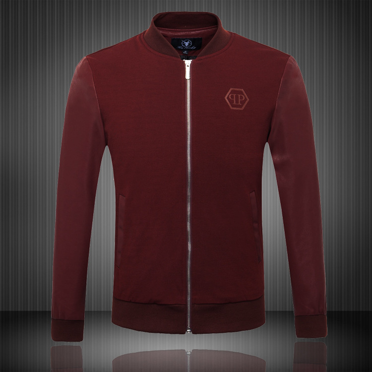 Factory direct men Dongkuan long-sleeved men's leather men jacket men's casual warm jacket wholesa
