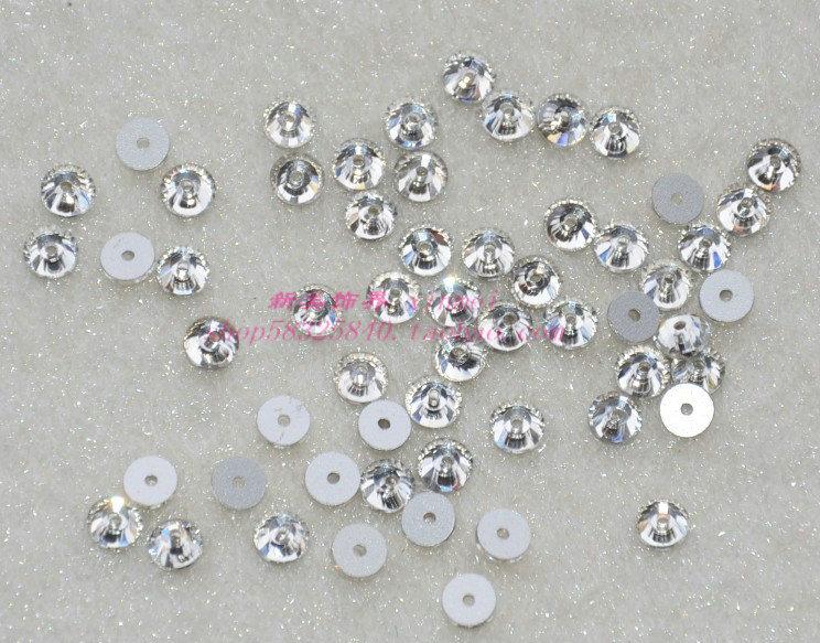 Vảy kim tuyến   In the high-end wedding dress sewing seam drill bead piece diy hand mail eye crystal