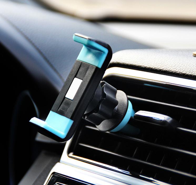 phụ kiện chống lưng điện thoại  Car navigation mobile phone holder car phone holder car outlet Appl