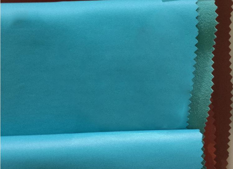 da   [Shanghai] Huafeng Microfiber Microfiber pu leather bags veneer 1.2mm Huafeng Microfiber Micro
