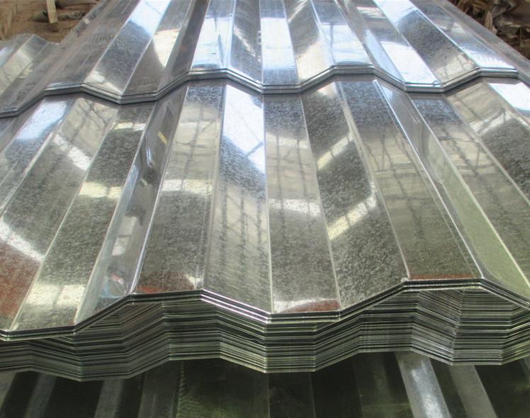 Tôn mạ kẽm  Manufacturers supply container corrugated board activities room galvanized corrugated b
