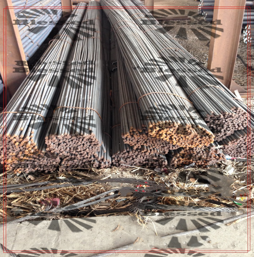 Thị trường sắt thép  15crmn supply / round steel rods / wire / steel specifications reliable qualit