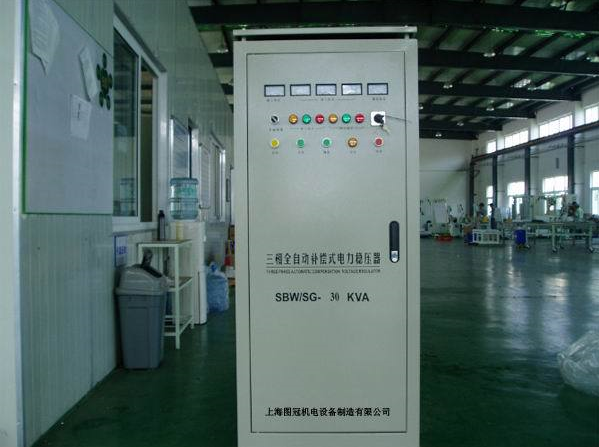 Máy điều chỉnh điện áp 380V