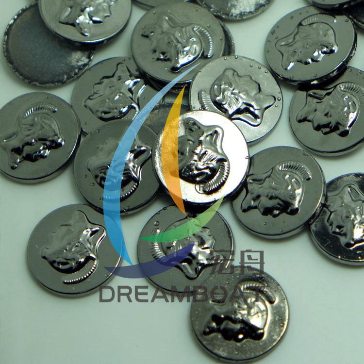 Decal ép nóng , Cườm ép nóng Factory outlets] supply 18mm beauty head alloy hot-hot drilling \ all