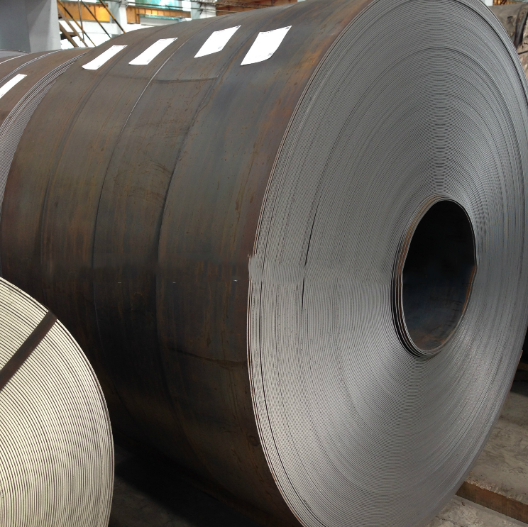 Tôn cuộn  Wholesale hot-rolled strip steel slitting q235 P hot rolled coil processing Kaiping Slitt