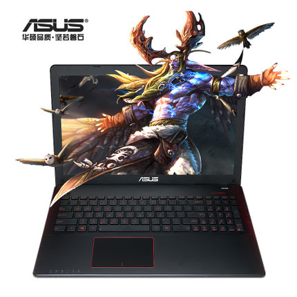 Asus / Asus FX FX50J4720 15.6 Yingcun I7 thin gaming notebook Laptop