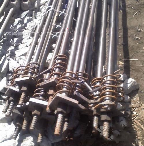 Tianjin factory & PSB1080finishing rebar & 50mm