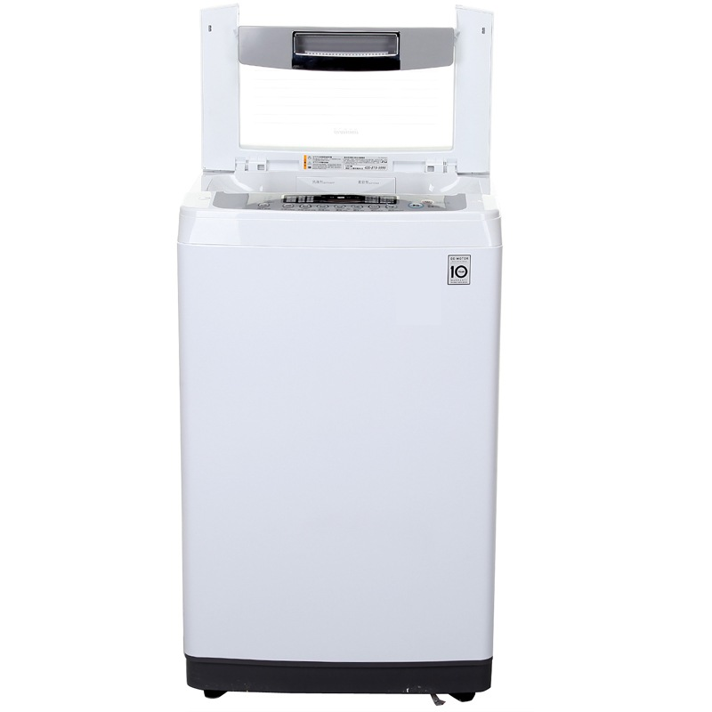 LG T80BW33PD 8 Gongjin DD inverter direct drive motor Washing Machine (luxury white)