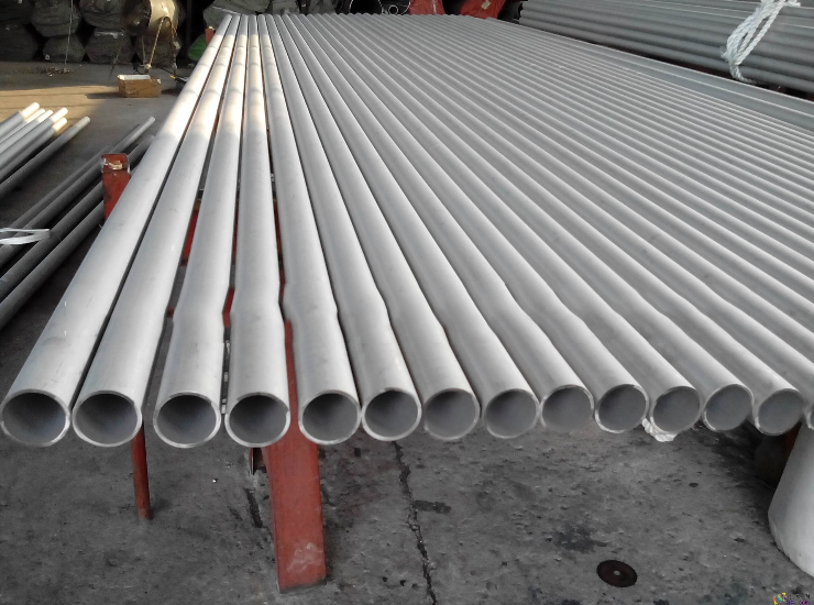 Ống thép   Machining of thin-walled stainless steel tube Foshan 304 stainless steel pipe sanitary s