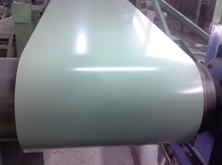 Factory direct a variety of color-coated steel 0.6mm color steel prices favorably