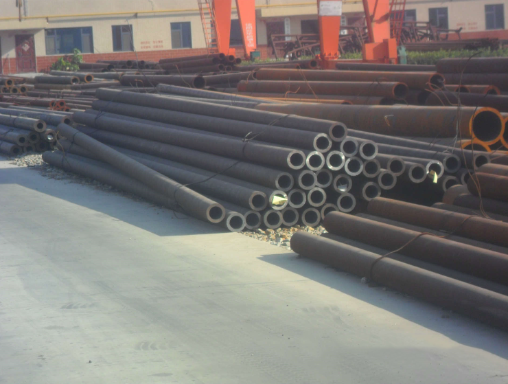20# thick wall seamless steel pipe preferential sales