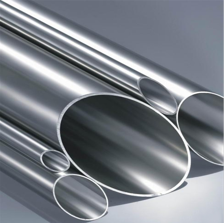 304 seamless stainless steel pipe wholesale smooth pipe, pressure pipe, can be cutting burr