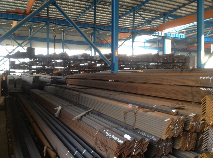 Guangdong Foshan Lecong steel market wholesale and retail price angle stable quality