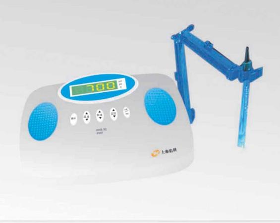 Wholesale high-precision electronic analysis equipment pH meter PHS-3C electronic digital display pH