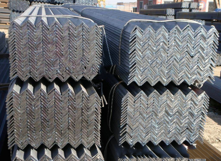 Thép chữ V  Nanjing steel market galvanized angle iron angle iron Q235B and other corners of the ir
