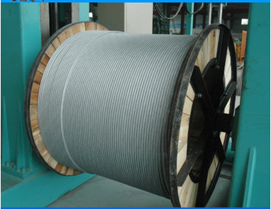 Dây cáp   Manufacturers supply GB JLB35A-95 LBGJ aluminum clad steel wire grounding lightning overh