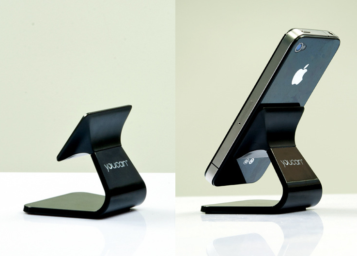 phụ kiện chống lưng điện thoại  YouCan Yourzine SP2 nanometer micro mini suction phone holder car n