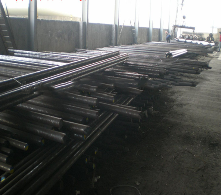 ThéThép tròn trơn   45 # round steel processing custom length hot-rolled steel circular complete sp