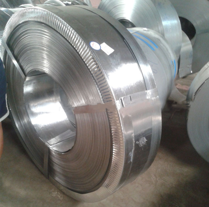 Tôn cuộn  Machining hot galvanized steel galvanized steel Q195 Bright Strip can be customized steel