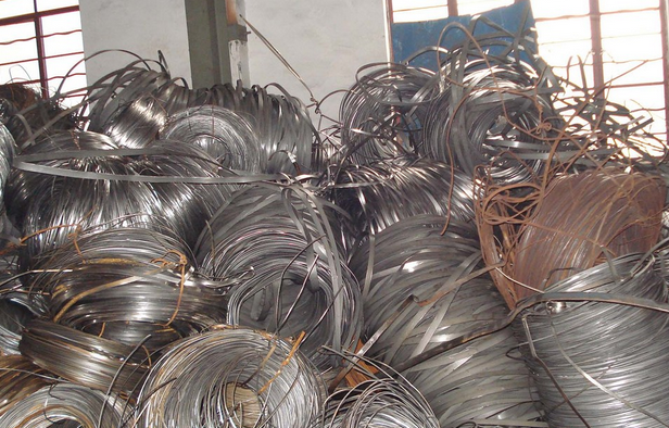 Suzhou large supply of steel scrap metal scrap material casting material powder compact pure refined