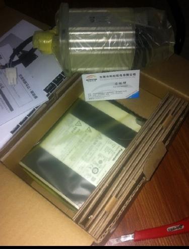 Mô-tơ Servo    New original Panasonic servo motor and drive A5 / 1KW MDME102GCG + MDDHT3530E