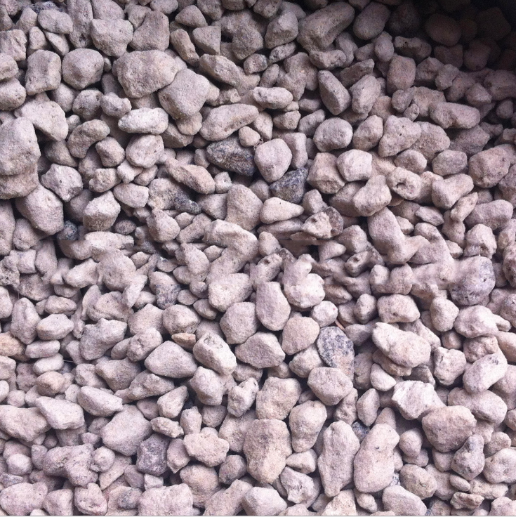 Gardening pumice particles of pumice pumice, 1-3 mm 3-6 mm 5-10 mm
