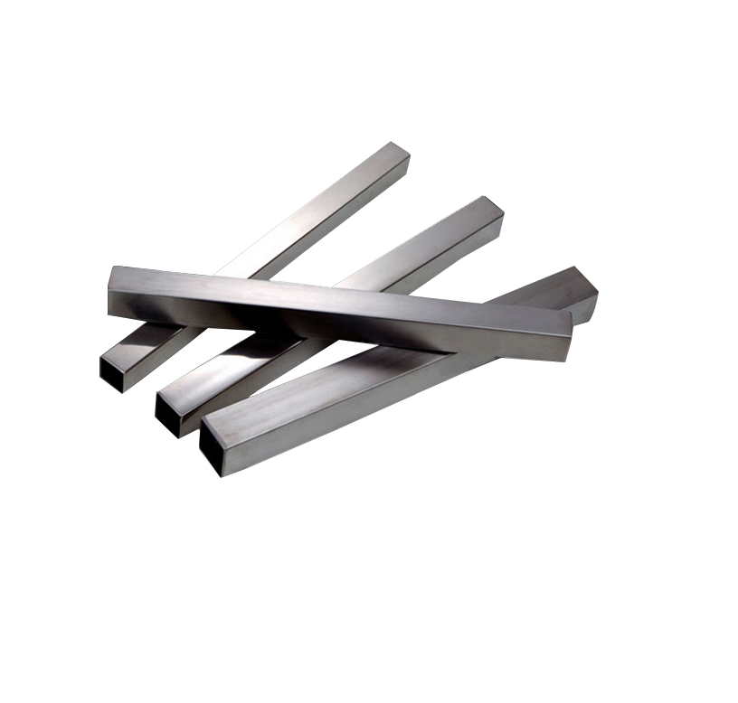 Ống đúc Batian 304/316 l stainless steel square steel pipe welded pipe rectangular square steel tube