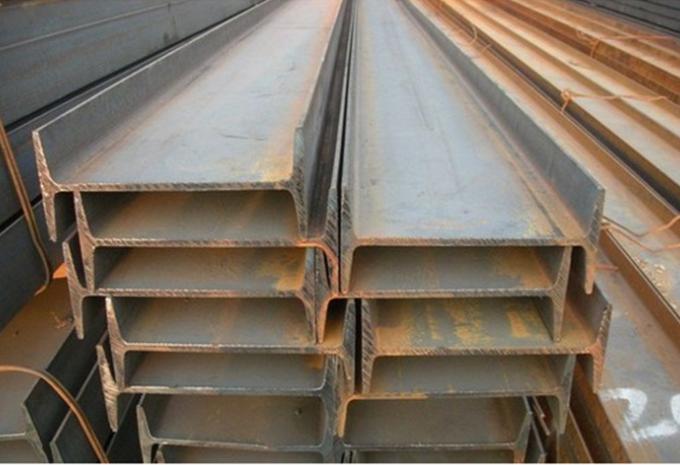 Thép ch ữ I   Construction steel girder beam Q345B beam track 100 galvanized 300 I-beam beam