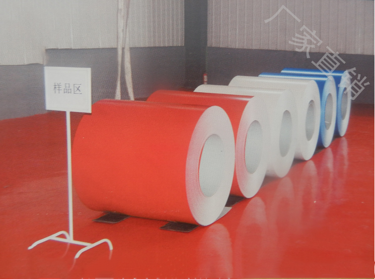 Tôn mạ kẽm  Supply made of hot-rolled galvanized color-coated, galvanized volumes, processing witho