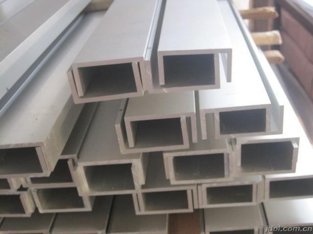 Shelf 6061 aluminum angle aluminum tank aluminum square cut through zero can be customized large pri