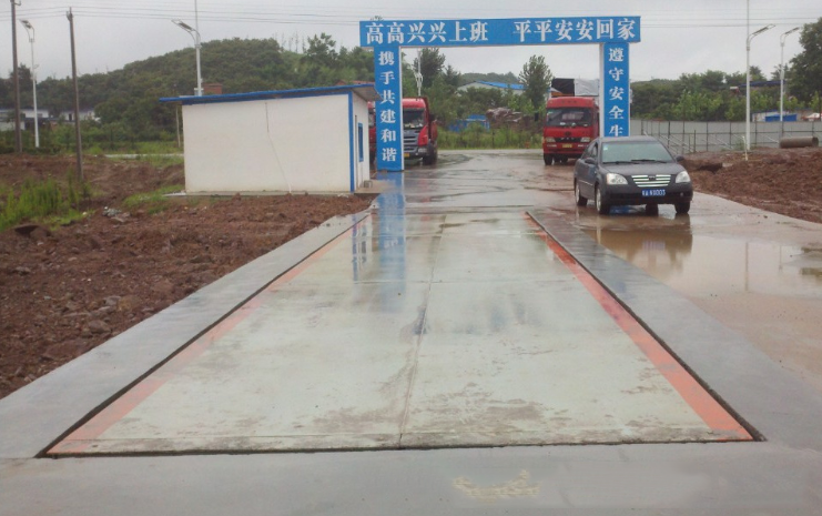 Cân sàn  Hejian City car weighing 120 tons of mine floor price 120 tons loadometer truck size can b