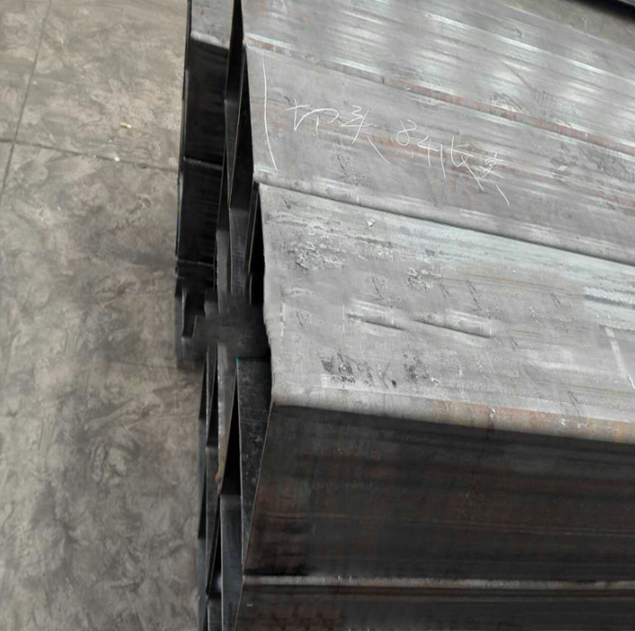 Ống thép   Supply 20 # seamless steel square and rectangular tube galvanized square tube