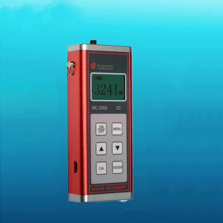May đo độ dày vật liệu sắt từ MC-2000D
