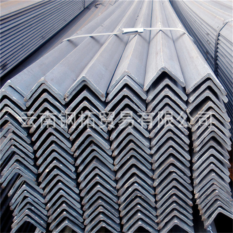 đệm vai áo   Supply profiles equilateral angle 100 * 10 Yunnan Kunming steel spot wholesale channel