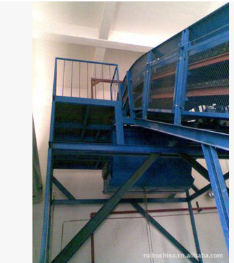 Phế thải kim loại  Supply hinge plate waste transport system