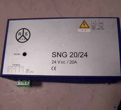 Máy điều chỉnh điện áp từ Đức  mẫu  SNG 20/24
